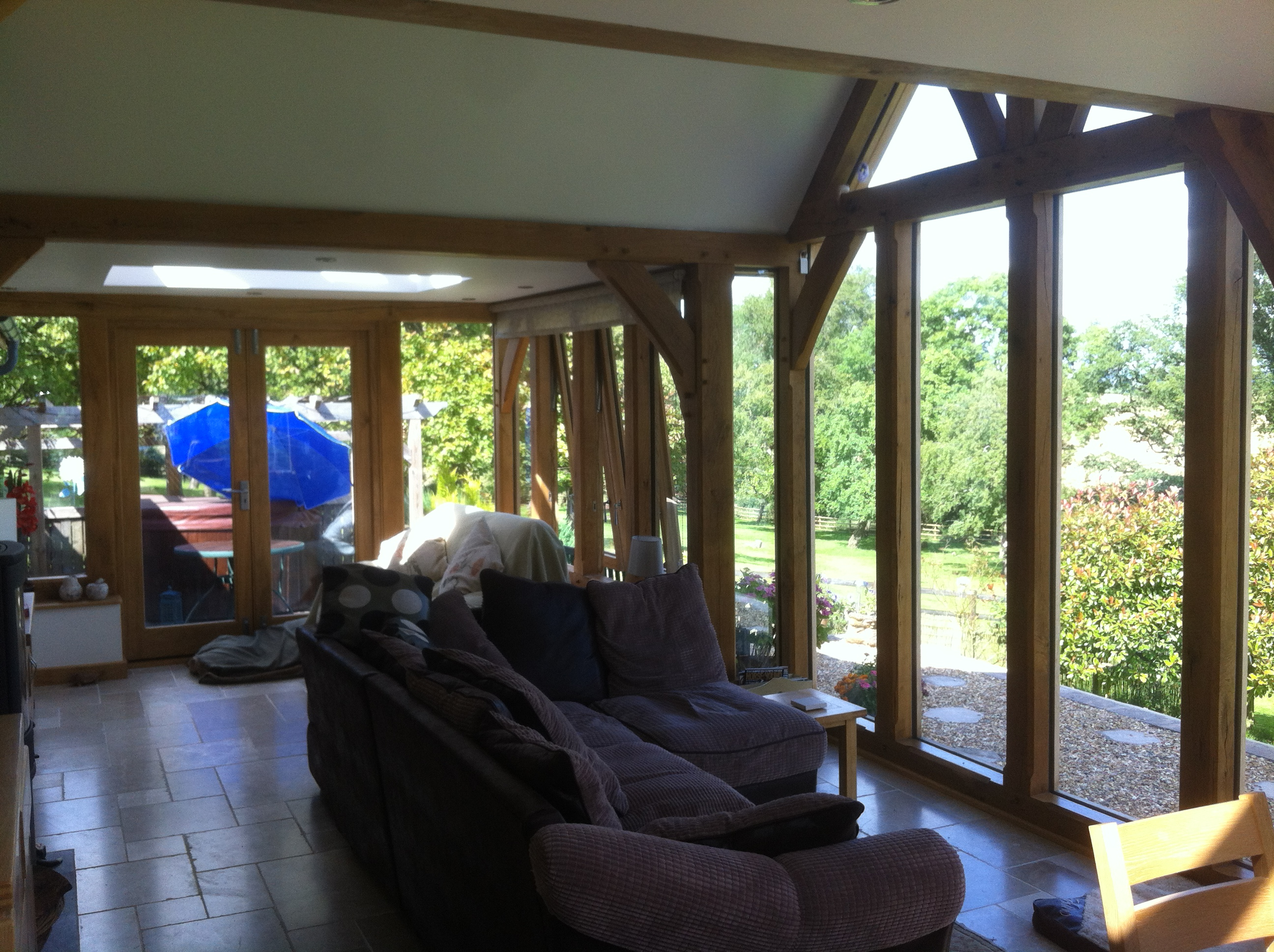 Internal-Oak-Framed-garden-room