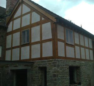 Oak-Frame-extension-with-panels